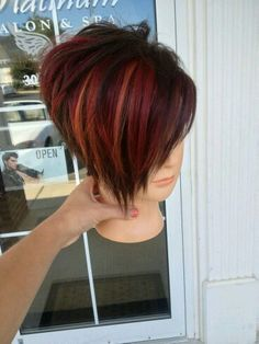 This is gonna be my next cut and colour.