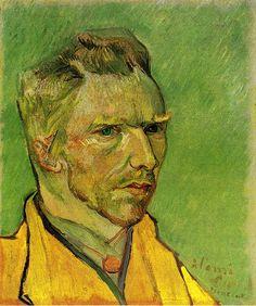 Vincent van Gogh: [38] Self Portrait (1888)