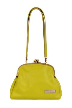 Citron Shoulder Bag