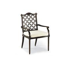 2012 Glen Isle Swivel Rocker/Dining Arm Chair Cushion   Safari Granite ($49)