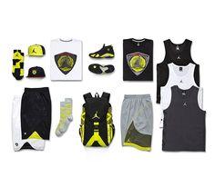 "Jordan Brand – Air Jordan XIV ""Thunder"" collection"