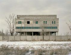 Juxtapoz Magazine - The Soviet Union's Abandoned Nuclear Test Cities