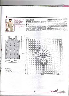 № THREE  - SPIDER pattern -                                                     variant for grey sundress