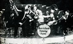 Max de Groof's Dance Band - early 1930s