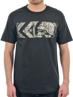Metal Mulisha Black Banded Realtree Camo T-Shirt  4547d4e2c01