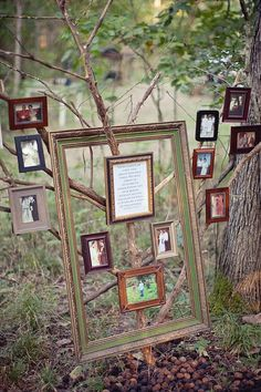 A memory tree for honoring loved ones
