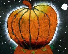 Check out student artwork posted to Artsonia from the Glowing Pumpkin!  -4 project gallery at Whitney Elementary School.