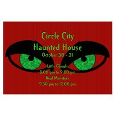 Haunted House Yard Sign - home gifts ideas decor special unique custom individual customized individualized