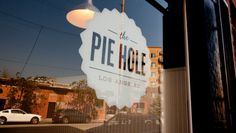 the pie hole in downtown los angeles
