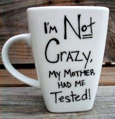 Big Bang Theory Sheldon Quote Coffee Mug