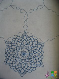 Discover thousands of images about Large crochet motif chart star shape Crochet Motif Patterns, Granny Square Crochet Pattern, Crochet Diagram, Crochet Chart, Gilet Crochet, Crochet Wool, Thread Crochet, Crochet Curtains, Crochet Doilies