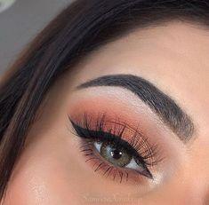 Makeup Eye Looks, Eye Makeup Steps, Eye Makeup Art, Natural Eye Makeup, Smokey Eye Makeup, Glam Makeup, Makeup Inspo, Eyeshadow Makeup, Beauty Makeup