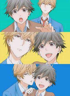 Hitorijime Boyfriend / #anime