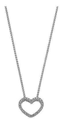 Diamantkette mit Herzanhänger, der die besondere Liebe und Zuneigung zum Ausdruck bringt. www.christ.de