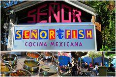 Senor Fish, Eagle Rock: Scallop Tacos. MUST