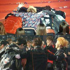 We Are One  #exo #exom #exok #exoL #weareone #lay #baekhyun #chanyeol #sehun #suho #luhan #kris #tao #kai #kyungsoo #xiumin #chen
