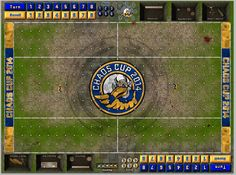 2014 Chaos Cup pitch from FF-Fields