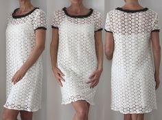 Photo patron gratuit couture robe été