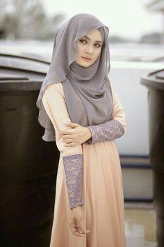 Muslim hijab beauty