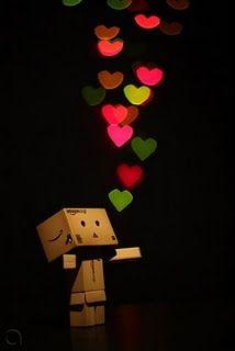 Danbo verliefd