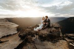 Blue Mountain Elopement - Elopement Sydney Australia - Wedding Photographer