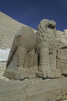 http://turkey.mycityportal.net - HISTORICAL  NEMRUT  MOUNTAIN      Kahta /  Adiyaman  City / Turkey