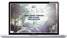 #houseofwebsites | Goliath Sportswear Site