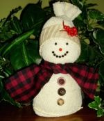 Christmas is my very favorite time of year. That's why Christmas arts and crafts and the chance to decorate for Christmas are of such importance...