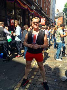 #RupertStreet #londonPride