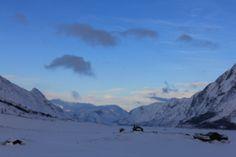 Views of Gjendesheim in Norway