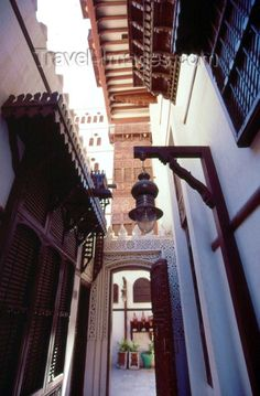 The place that I was born: Saudi Arabia