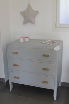 Commode années 50
