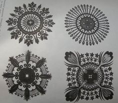 Melt My Heart: Wycinanki Paper Cuts and Pisanki