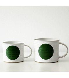 Green Dot MUG