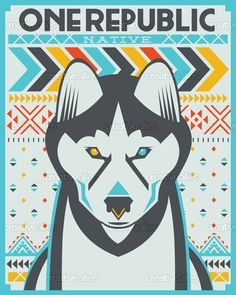 one republic gig poster - Google Search