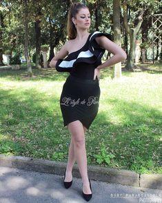 f40b64011d27 Gonna Semplice Bandage Vita Alta Aderente Sexy