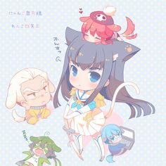 Tags: Anime, Spotted, Spotted Background, Zzz, March-bunny, KILL la KILL, Kiryuin Satsuki