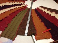 My Amazing Autumn-color Dreamcoat: A Journey to Make a Katwise-Inspired Sweater…