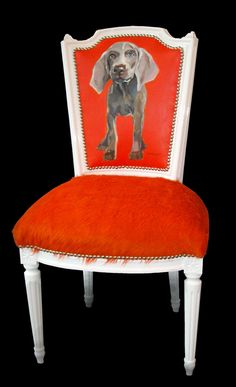 Orange Dog. This may be purchased on ecofirstart.com