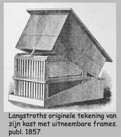 Langstrothkast - Imkerpedia