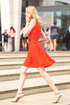 New York Fashion Week Street Style — Spring 2013 Edition #nyfw