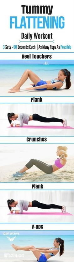 Pair This Workout With Our Diet Cheat Sheet![Cheat Sheet] Discover The Weight Loss Myths 99% Of People Believe (and learn the steps required for real weight loss) #weightloss | Posted By: CustomWeightLossProgram.com