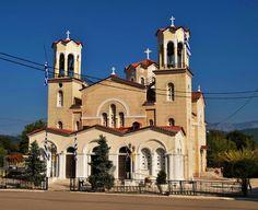 Greek Orthodox Religious Tourism: Ιερό Προσκύνημα Αγίου Ιωάννη του Ρώσου, Προκόπι Εύ...