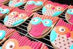 so cute for a woodland animal party or owl party!