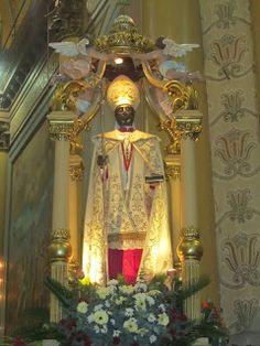 Bari, Black Santa, Moorish, Catholic, Germany, African, Ceiling Lights, Decor, Saints