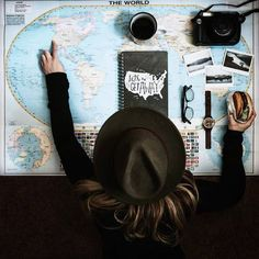 Imagem de travel, adventure, and coffee