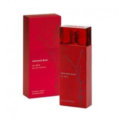 #perfume para mujer Armand Basi In Red Eau de Parfum de #ArmandBasi