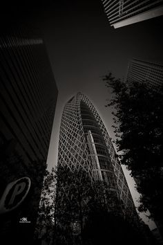 the ever famous building in Shinjuku, Tokyo