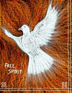 Some of my latest Pentecost drawings You can also view some more drawings at this link: Religious Education, Religious Art, Holy Spirit, Free Spirit, Art For Kids, Kid Art, Pentecost, Feather Art, Pebble Painting