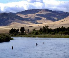 Dream Return to Montana, and hike and canoe with the family. Best Fishing, Fly Fishing, Places To Travel, Places To Go, Wild Waters, Lost River, Montana Homes, Missouri River, Peaceful Places